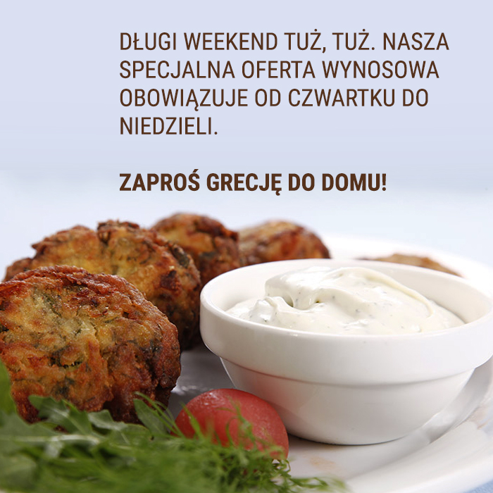 DŁUGI WEEKEND – OFERTA!